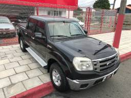Ranger XLT 4X4 CD Diesel 3.0 turbo, 2010, placa A, 2º dono, top de linha, impec e revisada