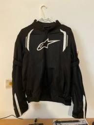 Alpinestars AST air textile jacket TAM L - Usada pouquíssimas vezes.