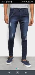 calça masculina tam 42 nunca usada