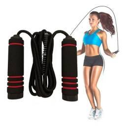 Corda de pular exercícios musculares Crossfit