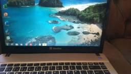 Notebook Itautec 2G, Windows 7 32bits, CORE I3