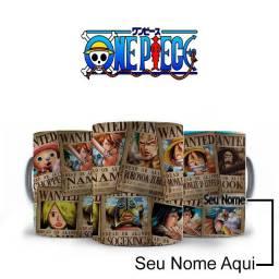 One Piece Caneca Animes