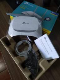 Roteador/Repetidor Wi-Fi TpLink 300Mbps