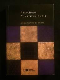 Princípios Constituicionais - Sérgio Sérvulo da Cunha