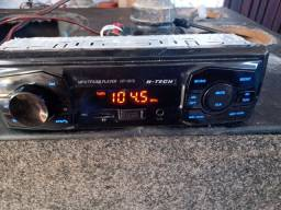 Rádio automotivo H.TECH