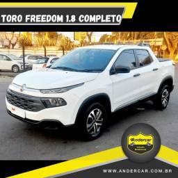 Título do anúncio: Fiat Toro Freedom 1.8