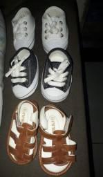 Calçados Infantis Masculino.