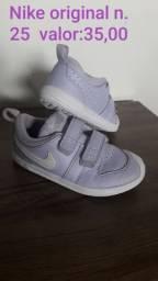 Nike n.25 menina