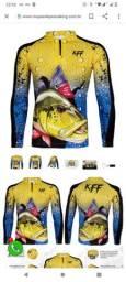 Camisa de pesca  king ,UV