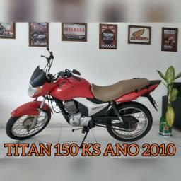 Título do anúncio: Titan 150 2010