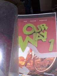 Livro de inglês our way