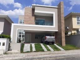 Casa 3 suítes + 1 qto , projeto moderno 2 vagas condomínio de alto padrão em Nova Iguaçu