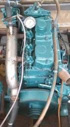 Motor Perkns 85hp 4 cilindros Marinizado