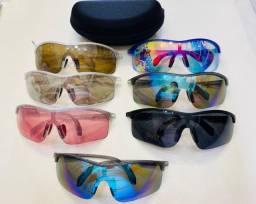 Oculos de Ciclista Yikaidi Acessorio de Ciclismo