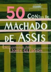 Livro - 50 Contos de Machado de Assis - Novo - Lacrado