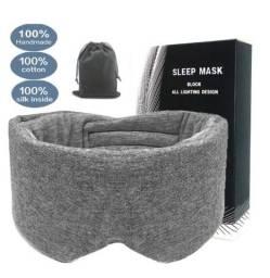 Máscara de Dormir Luxuosa - Conforto Extremo - Sono Profundo - Oportunidade!