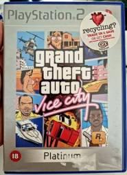 Gta Vice City Original Ps2