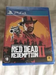 Red Dead Redemption 2 PS4 (Novo Lacrado)