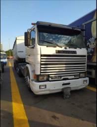 Scania 113 caçamba 97