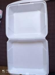 Embalagem de isopor
