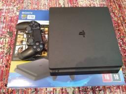 PS4 Playstation 4 na Caixa com NF