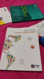 Livros FTD Síntese 2 ano ensino Médio