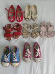 Calçados tamanho 23