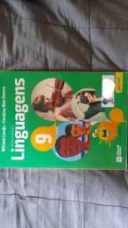 Livro didático de Português Linguagens 9° ano