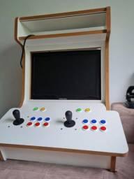 Máquina de jogos.