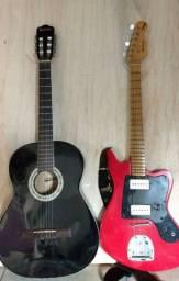 Guitarra e violão