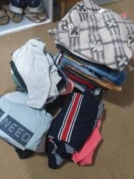 Lote roupas masculinas
