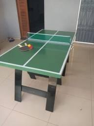 Título do anúncio: Mini mesa de ping pong