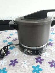 Fritadeira elétrica à óleo Fritanella Wallita 110w