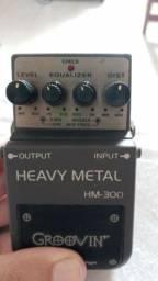 Pedal Groovin Heavy-Metal (HM-300)