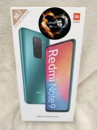 Top Top 2020! REDMI Note 9 da Xiaomi.. Novo LACRADO Garantia entrega hj
