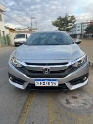 Título do anúncio: Honda Civic Exl 19/19 , carro sem NENHUM RETOQUE !! Aceito Troca !!