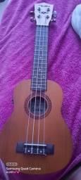 Vendo ukulele shelby eletroacustico