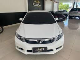 Honda/Civic LXS 1.8 Automático 2014... Lindo carro!!!!