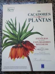 Os Caçadores De Plantas (com Caixa)<br><br>As Aventuras Dos Grandes Exploradores Botânicos<br><br>