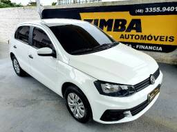 VW- Volkswagen Gol 1.0 12v Total Flex 5p Ano 2019