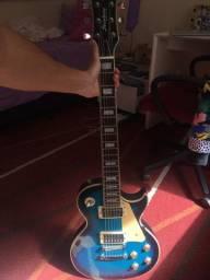 Guitarra Strinberg Les Paul + Amplificador Mackintec