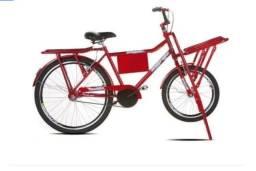 Bike de carga seminova toda revisada