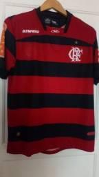 Camisa do Flamengo Olympikus - 2011