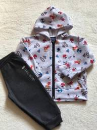 Conjuntos de inverno  - Menino Bebê