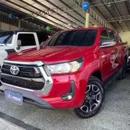 Título do anúncio: Toyota Hilux Cabine Dupla Hilux 2.8 4x4 (Aut) 2021