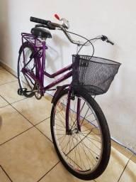 Bike Ceci Aro 26 Com Cestinha