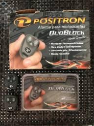 Alarme para motocicletas Positron Duoblock G4