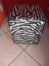 Puff zebra