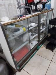 Expositora seco venda por falta de espaço somente 300 reais
