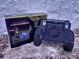 Gamepad Sr - 2000 Mah, Cooler, Gatilhos Powerbank (entrega grátis)<br>